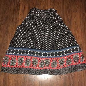 Sleeveless Tunic w Pockets